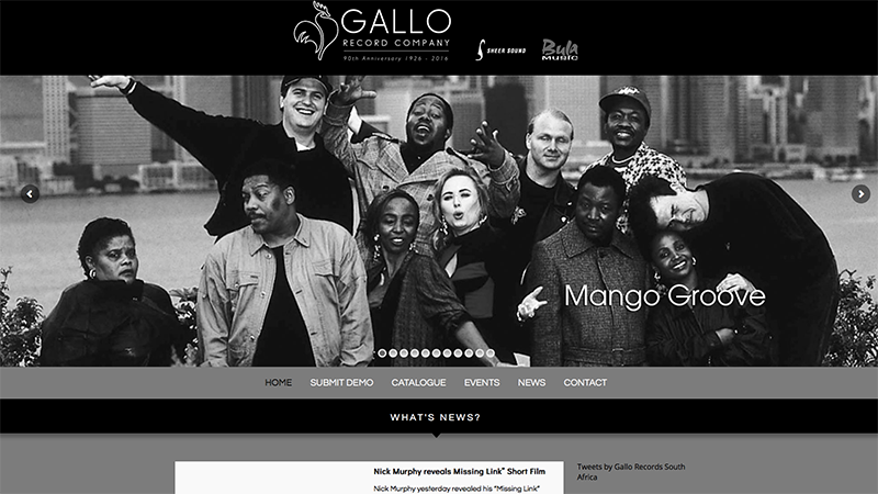Gallo Music Group